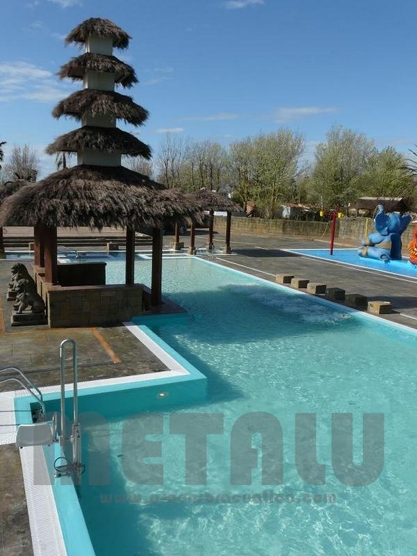 Elevador piscinas Metalu B-2