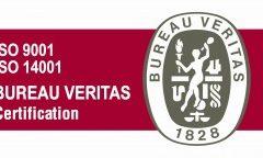 Manufacturas Metálicas Luisianeras tiene la  certificación ISO 9001 / ISO 14001